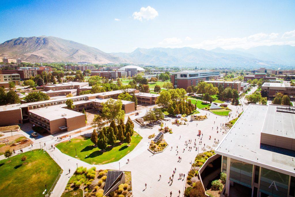 University of Utah, Salt Lake City, Utah, Photo by Parker Gibbons on Unsplash